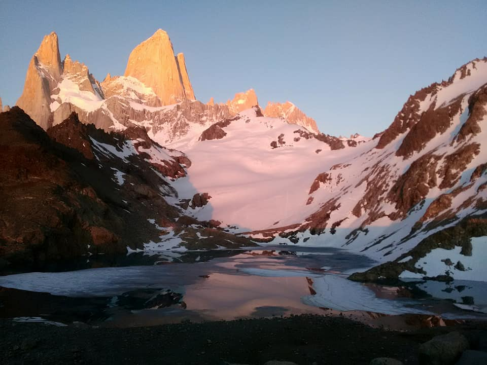 fitz roy trek en patagonie