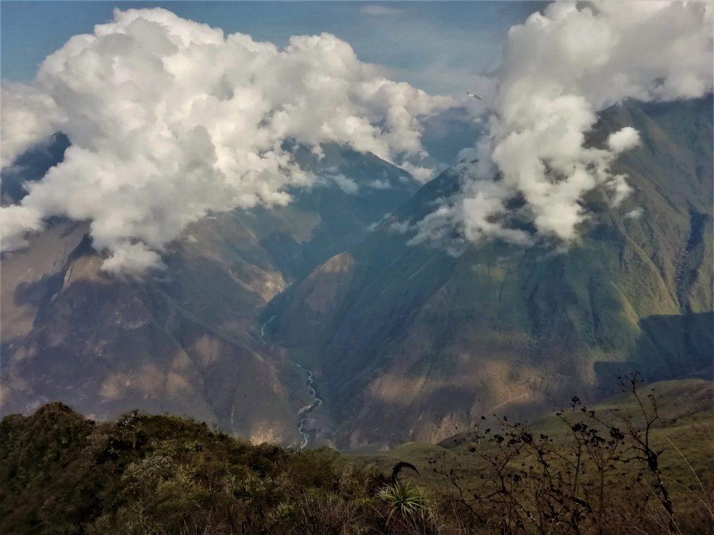 Trek du choquequirao, en route pour Maizal au Expérience chez l'habitant au Pérou