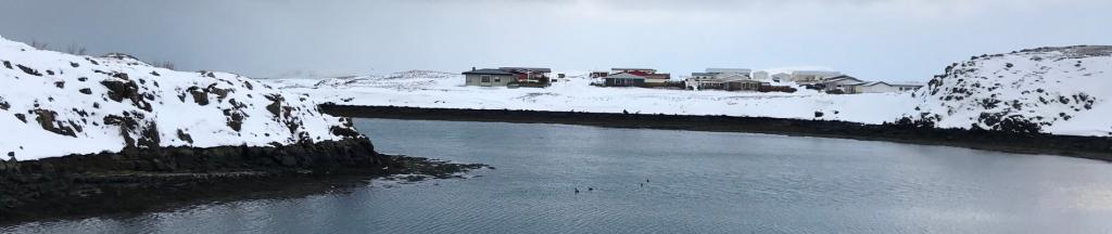 Péninsule Snæfellsnes, petit port de pêche visité lors de ce voyage en islande !