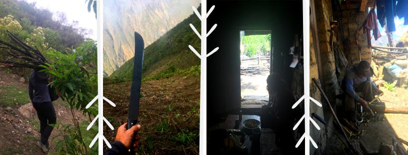 Apprentissage du mode de vie péruvien en montagne