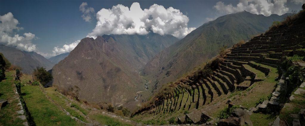 Ruines Inca au Pérou. Voyage en trek